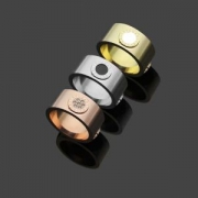 BVLGARI指輪男女兼用シンプル ファション 結婚指輪コピー 愛の証 幸せの鍵 軽量 ブルガリリングスーパーコピー平滑プレゼント