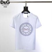 Dolce & Gabbana ドルチェ 半袖 コピー カジュアル感強めの人気アイテム ブラック ホワイト ロゴ入り 通勤通学 最低価格