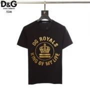 Dolce & Gabbana メンズ tシャツ 世界中で一番高い注目度があるアイテム コピー ドルガバ 2色可選 日常 最安値 G8IA8THH7L1HNK42