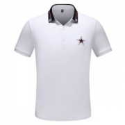 半袖Tシャツ  ブランド コピー スーパー コピー カジュアルさが強すぎる 2019年春夏のトレンド 2色可選 雑誌にも掲載アイテム