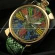 卓越した操作性を実現しているGAGA MILANO ガガミラノ  機能性が高いメンズ 腕時計.