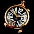 高級時計のGaGa Milano、ガガミラノ コピー 時計の数字表示ウォッチ.
