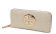 高級感溢れる TORY BURCH トリーバーチ 二つ折り小銭入れ 長財布 ラウンドファスナー.