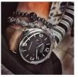 気急上昇中のOFFICINE PANERAI オフィチーネ パネライ おしゃれな男性用腕時計 2色可選.