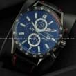 メンズ腕時計 タグホイヤー 偽物 TAG Heuer カレラ ブラック/サファイアガラス