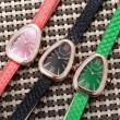 女性用腕時計 完売再入荷 2017お買得 ブルガリ BVLGARI スイス輸入クオーツムーブメント 多色可選