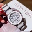2019年最注目の サファイヤクリスタル風防 ブランド コピー スーパー コピー 2色可選 女性用腕時計