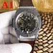 ウブロ 時計激安新作入荷新作登場人気ブランドおしゃれおすすめ時計レザーベルト使い勝手の良さ男性用腕時計