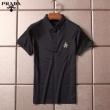 お買い得限定セール体型カバートップス優秀なデザインtシャツ着回し力抜群黒白PRADAプラダ スーパー コピー