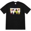 驚きの破格値2019大人っぽくシンプルtシャツSUPREMEシュプリーム tシャツ 通販流麗なシルエット5色展開