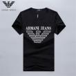 続々とお目見える夏季新作 2019年春夏新作モデル ARMANI アルマーニ 半袖Tシャツ 3色可選