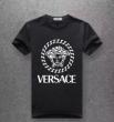 安定感のある2019夏新作 VERSACE ヴェルサーチ 半袖Tシャツ 多色可選 夏に向けて使えるスタイル