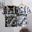 フィリッププレイン コピーPHILIPP PLEIN全国無料セール防臭機能フレッシュなTシャツレギュラーフィットメンズ