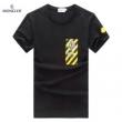 モンクレール tシャツ コピーMONCLER全国無料最新作大人っぽくジェンダーレスな半袖Tシャツ3色可選通勤通学
