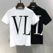 ヴァレンティノ 偽物VALENTINO全国無料新品腕通しの良い上質なTシャツコンフォートブラックホワイトメンズ