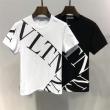 爆買い大得価速乾性tシャツ防臭効果スポーツ服ブラックホワイトVALENTINOヴァレンティノ コピー メンズ