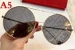 フェンディ コピーFENDI赤字超特価限定セールラウンドフレームサングラス5色可選ファッションレディース小物