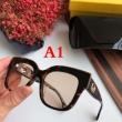 フェンディ 偽物FENDI赤字超特価セールファッションスタイル長く使えるデザインサングラス7色展開耐久性おしゃれ