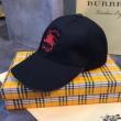 話題沸騰中の2019夏季新作 今季大人気のデザイン バーバリー BURBERRY ベースボールキャップ 2色可選