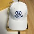 海外の顧客限定先行セール 話題沸騰中の2019夏季新作 フェンディ FENDI ベースボールキャップ 2色可選