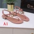 ドルチェ&ガッバーナ Dolce&Gabbana サンダル 4色可選 安定感のある2019夏新作 見逃せない注目夏季精品