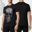 この夏欠かせないアイテム  フィリッププレイン PHILIPP PLEIN  シンプルなデザイン 半袖Tシャツ 安定感のある2019夏新作