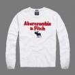 アバクロンビー&フィッチ Abercrombie & Fitch  長袖Tシャツ 3色可選 一目惚れ必至2019夏季セール 高級感のあるデザイン