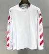 Off-White オフホワイト 長袖Tシャツ 2色可選 注目が集まる2019夏季新作 魅力の詰まったスタイル