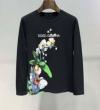 世界で誰もが憧れるブランド ドルチェ&ガッバーナ Dolce&Gabbana 長袖Tシャツ 2色可選 注目が集まる2019夏季新作