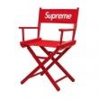 最新 話題沸騰中 2色可選 Supreme 19ss Director&x27;s Chair ins 折り畳み椅子 高い品質を誇る