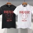 ディースクエアード DSQUARED2 今夏人気ブランド 半袖Tシャツ スタイリッシュなデザイン 2色可選 安定感のある2019夏新作