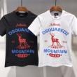 2019最新作 半袖Tシャツ アイドル着用   2色可選 オススメのお品  ディースクエアード最新話題沸騰中 DSQUARED2 お早めに
