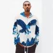 パーカー 活躍するトレンドアイテム 2019トレンドアイテム激安 SUPREME Eagle Hooded Zip Up Sweater