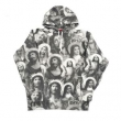 Jesus and Mary Hooded シュプリーム寒い季節トレンド上品  SUPREME  パーカー  2019-2020秋冬のファッション