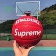 魅力を放つ秋冬新作 Supreme Spalding Basketball 2019年秋冬コレクションを展開中  バスケットボール