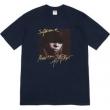 秋冬の季節にぴったりの高機能新作 4色可選  Tシャツ/半袖 Supreme 19FW Mary.J Blige Tee  活躍するトレンドアイテム