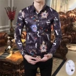 数量限定お買い得 ヴェルサーチコピーブランド VERSACE偽物シャツ 根強い人気定番商品 大きな支持を獲得する