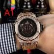 品質保証100%新品 HUBLOT ウブロ腕時計コピー プレゼントにおすすめ お洒落さんの愛用率が高い 長年人気を集める