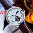 超激得大人気N級品 カルティエコピー時計CARTIERスーパーコピー プレゼントにも最適 高級感のあるオシャな新作