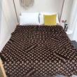 数量限定100%新品 ヴィトンスーパーコピーLOUIS VUITTON激安毛布 超極細繊維で作る 特別感満載のデザイン_偽物 ブランド 激安