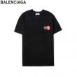 BALENCIAGA バレンシアガ 半袖tシャツ612964TIV791000 カジュアルなデザイン オールシーズンに使える 大好評で高品質
