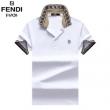 爆買い大人気ブランド新作 フェンディ コピーFENDI半袖ポロシャツ 春夏の雰囲気を感じさせる 世界中から高い評価