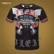 根強い人気新品  半袖Tシャツ 話題のブランドアイテム フィリッププレイン PHILIPP PLEIN