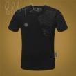 お手頃なアイテム フィリッププレイン 毎シーズン争奪戦 PHILIPP PLEIN 半袖Tシャツ毎日でも使いたい