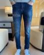 デニム地モデル PHILIPP PLEIN フィリッププレイン ブランド ジーンズ コピー2020人気トランキングメンズお洒落コーデ