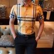 2020人気BURBERRYバーバリー シャツ コーデ ファション性の高い 肌触りの良い 40代男性におすすめ 高級シャツ_偽物 ブランド 激安