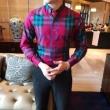 高級生地BURBERRYシャツ メンズ 新品2020期間限定バーバリー コピー 30代男性にエレガントなチェックシャツ_偽物 ブランド 激安