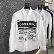 DSQUARED2シャツサイズ着こなし極限まで洗練2020春夏トレンドS74DM0391S44131100ディースクエアード コピー 販売