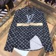2020春夏の流行色Louis Vuitton コピーヴィトン シャツ メンズ エレガントなコーデ使いやすいカジュアルシャツ人気