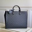 2020年春最新作Louis Vuitton コピー ヴィトン ダミエ ビジネスバッグ 高級感があるエレガントトートバッグ使いやすい